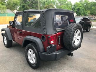 2007 Jeep Wrangler X Knoxville , Tennessee 29
