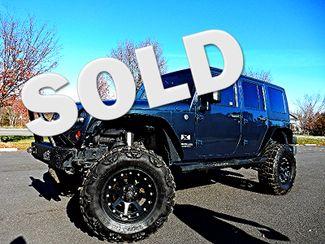 2007 Jeep Wrangler Unlimited X Leesburg, Virginia