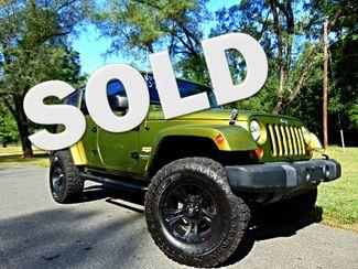 2007 Jeep Wrangler Unlimited Sahara Leesburg, Virginia