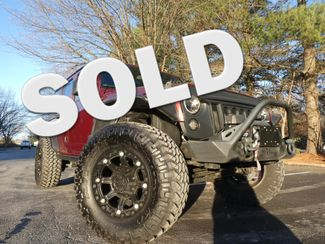 2007 Jeep Wrangler Unlimited Sahara Lifted!!! Leesburg, Virginia