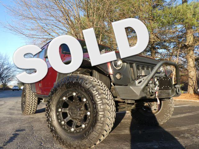 2007 Jeep Wrangler Unlimited Sahara Lifted!!! Leesburg, Virginia 0
