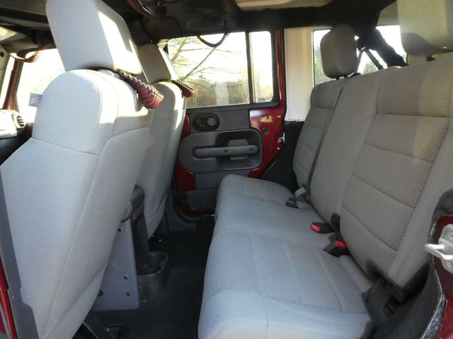 2007 Jeep Wrangler Unlimited Sahara Lifted!!! Leesburg, Virginia 22