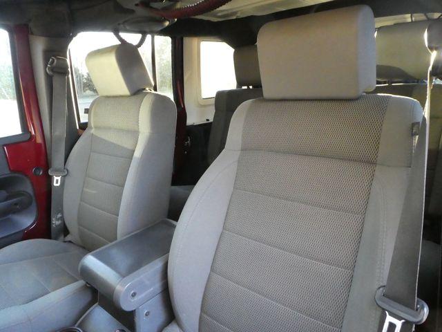 2007 Jeep Wrangler Unlimited Sahara Lifted!!! Leesburg, Virginia 18