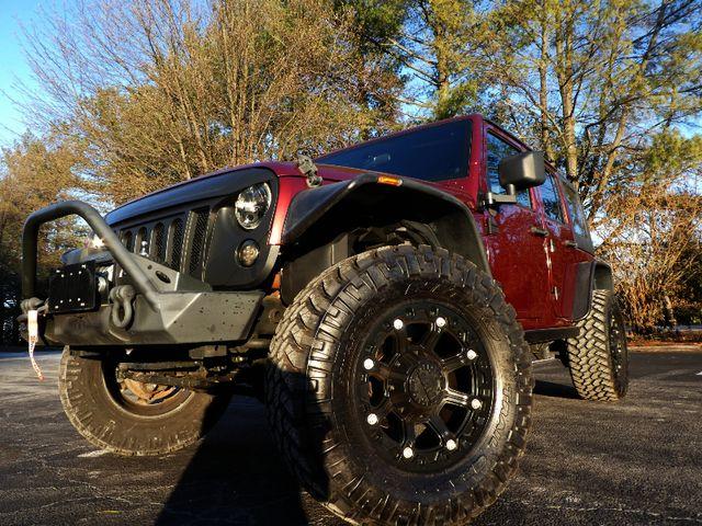 2007 Jeep Wrangler Unlimited Sahara Lifted!!! Leesburg, Virginia 2