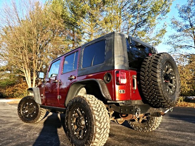 2007 Jeep Wrangler Unlimited Sahara Lifted!!! Leesburg, Virginia 4