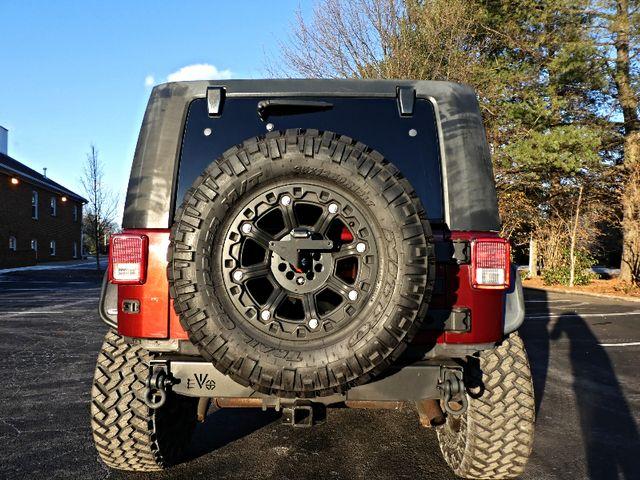 2007 Jeep Wrangler Unlimited Sahara Lifted!!! Leesburg, Virginia 14