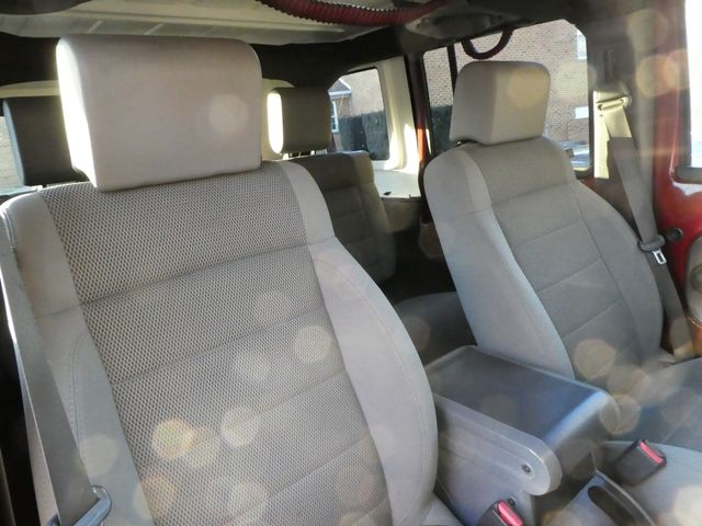 2007 Jeep Wrangler Unlimited Sahara Lifted!!! Leesburg, Virginia 20