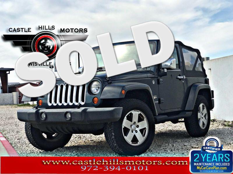 2007 Jeep Wrangler Sahara | Lewisville, Texas | Castle Hills Motors in Lewisville Texas