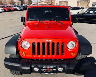 2007 Jeep Wrangler Unlimited X LINDON, UT 7
