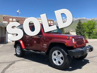 2007 Jeep Wrangler Unlimited Sahara LINDON, UT