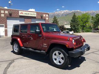 2007 Jeep Wrangler Unlimited Sahara LINDON, UT 1