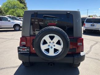 2007 Jeep Wrangler Unlimited Sahara LINDON, UT 4