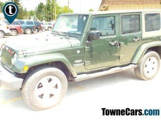 2007 Jeep Wrangler Unlimited Sahara | Medina, OH | Towne Auto Sales in Medina OH