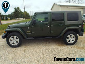 2007 Jeep Wrangler Unlimited Sahara | Medina, OH | Towne Auto Sales in ohio OH