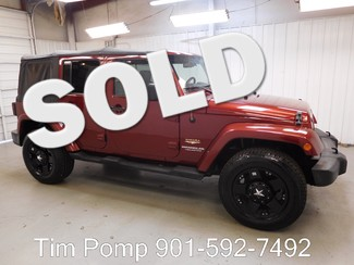 2007 Jeep Wrangler Unlimited Sahara in Memphis Tennessee