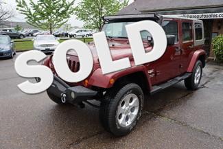 2007 Jeep Wrangler Unlimited Sahara Memphis, Tennessee