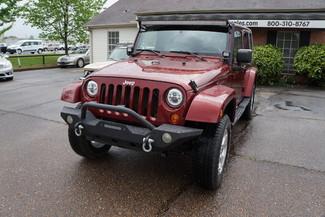 2007 Jeep Wrangler Unlimited Sahara Memphis, Tennessee 24