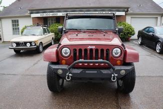 2007 Jeep Wrangler Unlimited Sahara Memphis, Tennessee 25