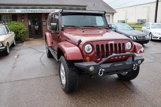 2007 Jeep Wrangler Unlimited Sahara Memphis, Tennessee 26
