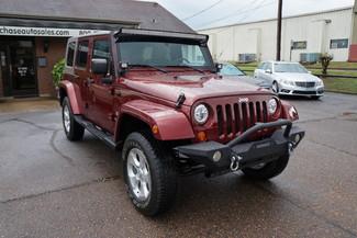 2007 Jeep Wrangler Unlimited Sahara Memphis, Tennessee 1