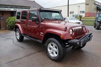 2007 Jeep Wrangler Unlimited Sahara Memphis, Tennessee 27
