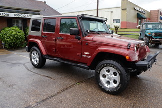 2007 Jeep Wrangler Unlimited Sahara Memphis, Tennessee 28