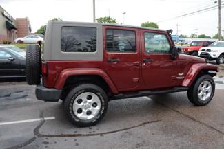 2007 Jeep Wrangler Unlimited Sahara Memphis, Tennessee 2
