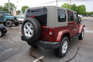 2007 Jeep Wrangler Unlimited Sahara Memphis, Tennessee 30