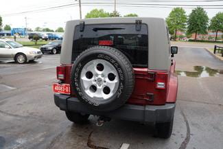 2007 Jeep Wrangler Unlimited Sahara Memphis, Tennessee 31