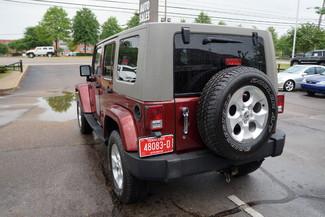 2007 Jeep Wrangler Unlimited Sahara Memphis, Tennessee 35