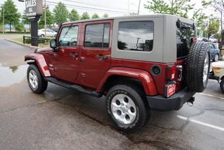 2007 Jeep Wrangler Unlimited Sahara Memphis, Tennessee 3