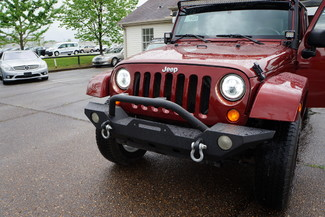 2007 Jeep Wrangler Unlimited Sahara Memphis, Tennessee 32