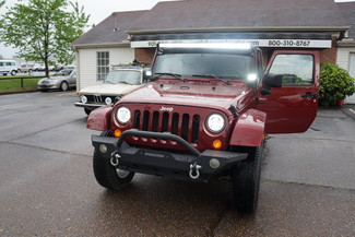 2007 Jeep Wrangler Unlimited Sahara Memphis, Tennessee 34