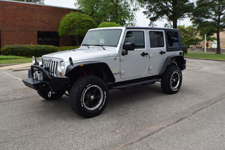 2007 Jeep Wrangler Unlimited Sahara Memphis, Tennessee 21