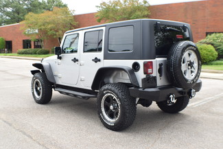 2007 Jeep Wrangler Unlimited Sahara Memphis, Tennessee 6