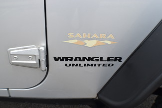 2007 Jeep Wrangler Unlimited Sahara Memphis, Tennessee 9