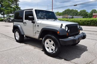 2007 Jeep Wrangler X Memphis, Tennessee 1