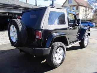 2007 Jeep Wrangler Sahara Milwaukee, Wisconsin 3