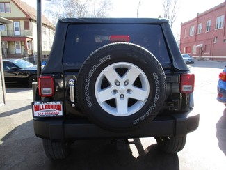 2007 Jeep Wrangler Sahara Milwaukee, Wisconsin 5