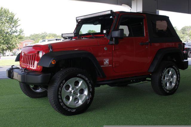 2007 Jeep Wrangler X 4X4  - BESTOP - LED LIGHT BARS! Mooresville , NC 18