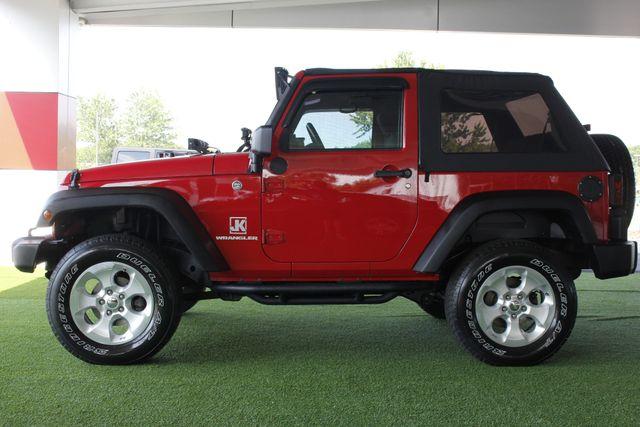 2007 Jeep Wrangler X 4X4  - BESTOP - LED LIGHT BARS! Mooresville , NC 13