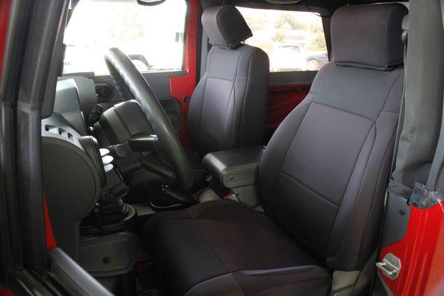 2007 Jeep Wrangler X 4X4  - BESTOP - LED LIGHT BARS! Mooresville , NC 6