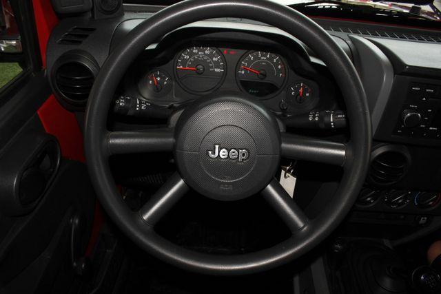 2007 Jeep Wrangler X 4X4  - BESTOP - LED LIGHT BARS! Mooresville , NC 4