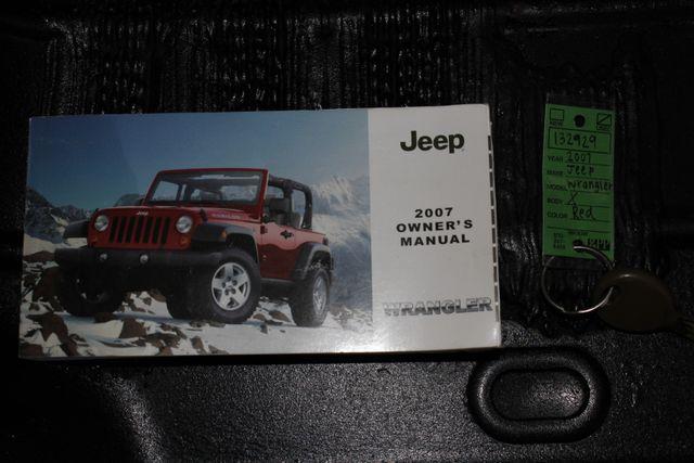 2007 Jeep Wrangler X 4X4  - BESTOP - LED LIGHT BARS! Mooresville , NC 16
