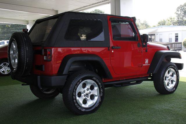 2007 Jeep Wrangler X 4X4  - BESTOP - LED LIGHT BARS! Mooresville , NC 19