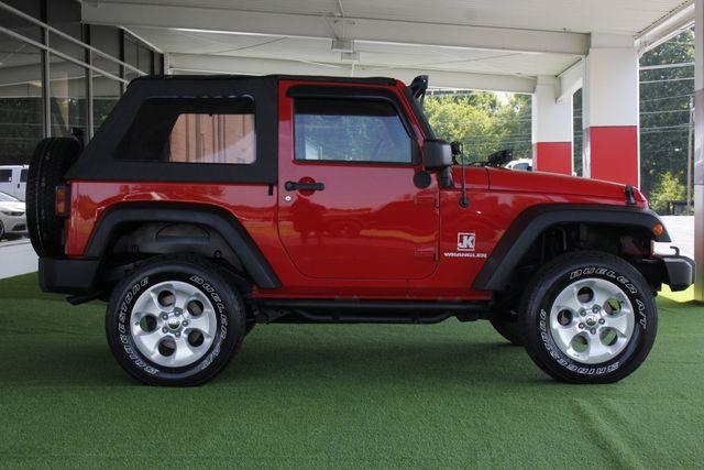 2007 Jeep Wrangler X 4X4  - BESTOP - LED LIGHT BARS! Mooresville , NC 12