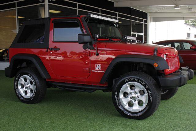 2007 Jeep Wrangler X 4X4  - BESTOP - LED LIGHT BARS! Mooresville , NC 17