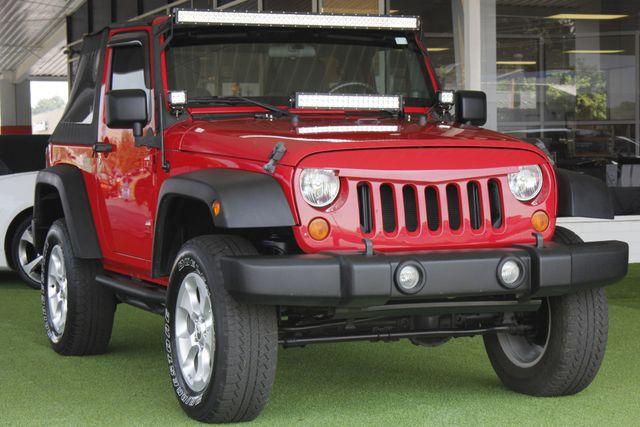 2007 Jeep Wrangler X 4X4  - BESTOP - LED LIGHT BARS! Mooresville , NC 21
