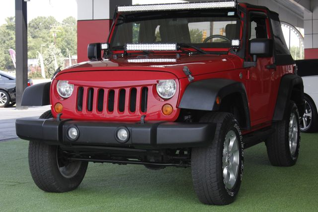 2007 Jeep Wrangler X 4X4  - BESTOP - LED LIGHT BARS! Mooresville , NC 22