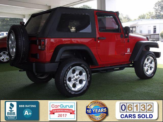 2007 Jeep Wrangler X 4X4  - BESTOP - LED LIGHT BARS! Mooresville , NC 2